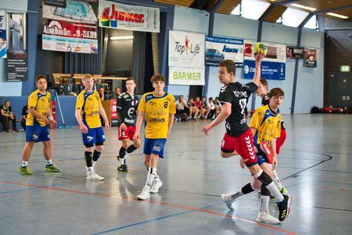 B-Jugend des TuS Schutterwald qualifiziert für Endrundenturnier zur Baden-Württemberg-Oberliga