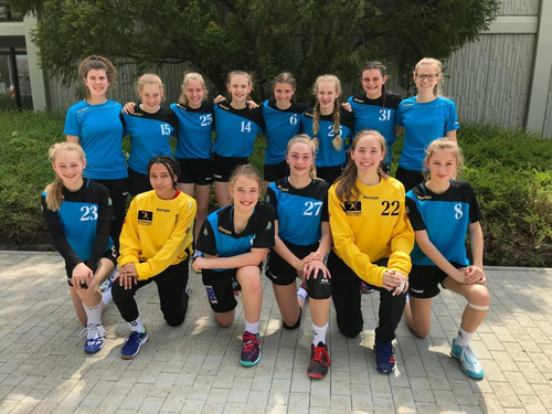 Stützpunktpokal C-Jugend weiblich 2019