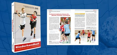 Neuer Leitfaden für Trainer im Kinderhandball