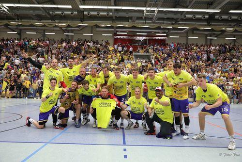 HSG Konstanz Handball ist zurück in der 2. Handball-Bundesliga