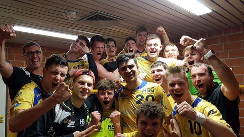 Noch ein Sieg zum Abschluss: A-Jugend der HSG Konstanz bleibt zum achten Mal erstklassig