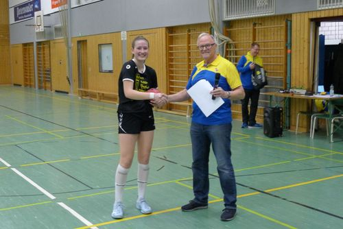 Handball-Jugend-Cup 2020 der weiblichen C-Jugend