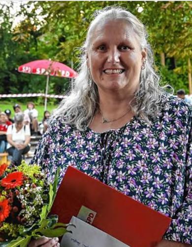 SPD-Bürgerpreis für Karola Rösch